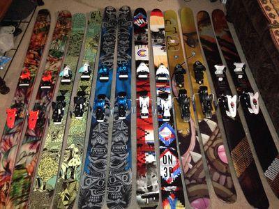your ski gear